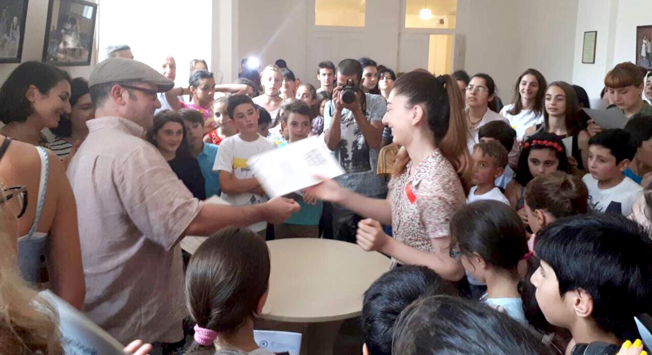 Dusheti-Fotokurs-Diplom