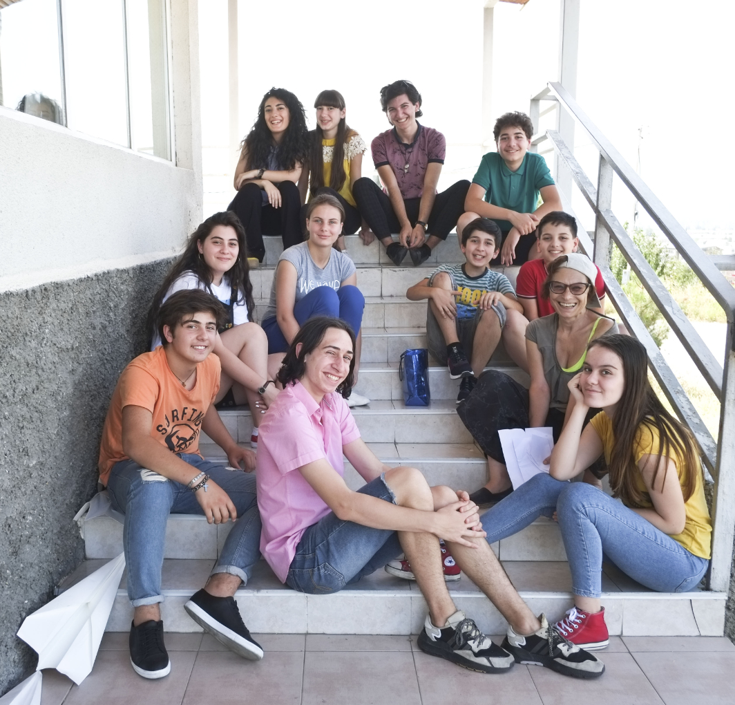 1-Art-Camp-2019-Schauspielgruppe-Burduli